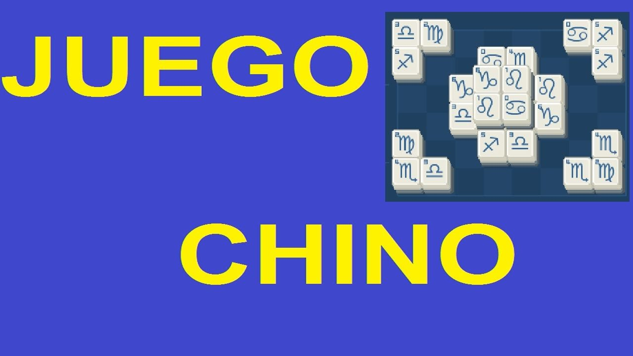 Juegos Chinos Gratis