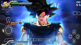 BEST DBZ TTT MOD With New Attacks, Characters & Many Transformations in SDBH ISO With Permanent Menu