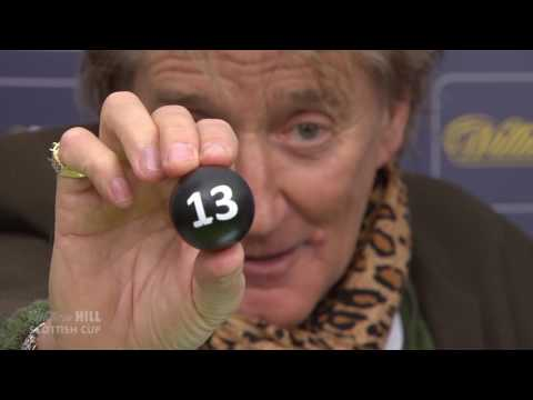 rod stewart fue anfitrion en el sorteo de la copa escocesa totalmente borracho