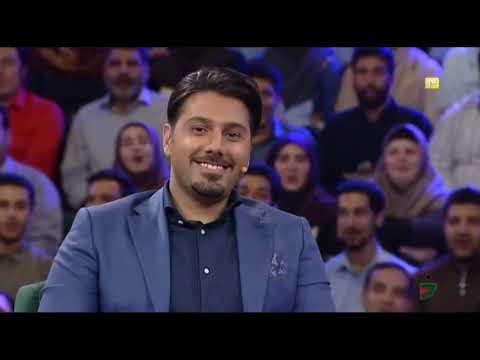 حضور احسان خواجه امیری در برنامه خندوانه - شهریور ۱۳۹۵