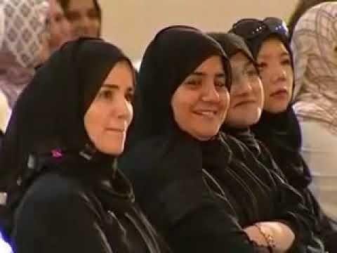 Shaykh Hamza Yusuf Talk in Dubai School