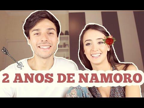 COMEÇO x 2 ANOS DE NAMORO MARITODODIA