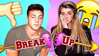 Couple Break Up For 24 Hours - Challenge