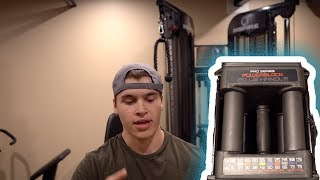 Power Blocks Dumbbell Review! Are They Worth It In 2019!?!?! (Dope Gym Equipment)
