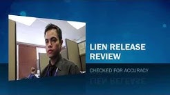 Nationwide Title Clearing Lien Release Video