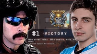 DrDisRespect & Shroud ▪ FIRST BLACKOUT DUO TOGETHER ▪ CODE RED 20K Tournament (10/18/18)