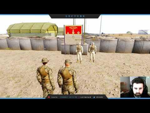 15th MEU Recruit Training (BCT - Basic Combat Training - Arma 3 Mil-Sim