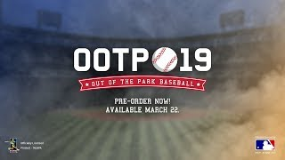 Out of the Park Baseball 19 - Full Trailer