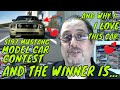 Ep.39 Announcing the winner of the S197 Mustang Model Contest