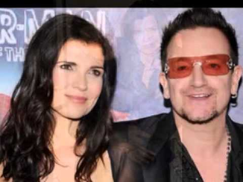 U2 - My Super Girl... Ali Hewson & Bono Vox