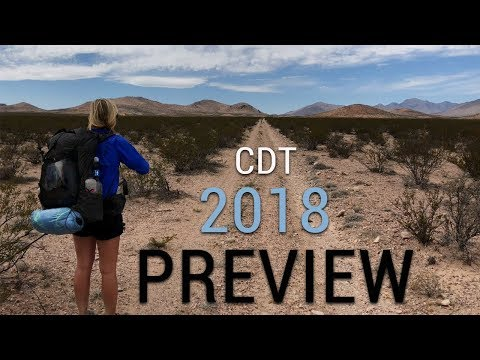 CDT 2018 Preview