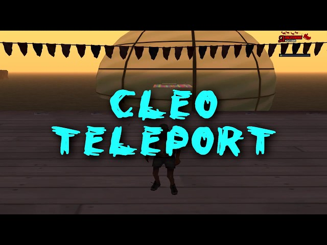 CLEO | ТЕЛЕПОРТ | ARIZONA RP | CLEO телепорт для Arizona Role Play