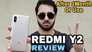 Redmi Y2 Review After 1 Month Of Usage