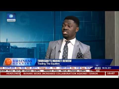 Trading The Equities Pt.1 |Business Morning|