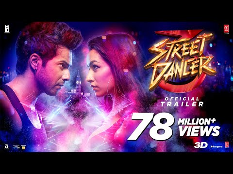 Street Dancer 3D Official Trailer