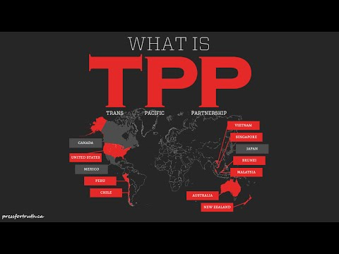 The TPP Paves The Way For World Government