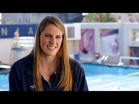 Missy Franklin: Berkeley's Olympian Swimmer