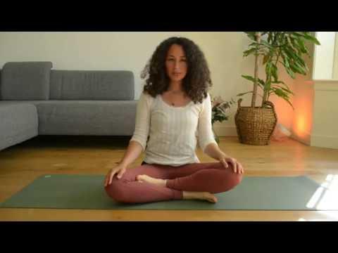 Yoga voor innerlijke rust