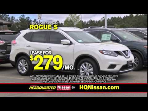 Headquarter Nissan Columbus Ga >> 2015 Nissan Rogue Only 297 Mo 2015 Nissan Versa 12 888 Columbus Ga Headquarter Nissan Youtube