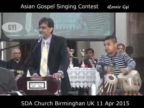 Asian Gospel Singing Contest 11 Apr 2015 (First Part)