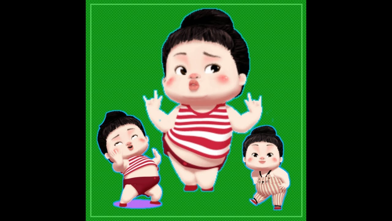 Dj Salah Apa Aku Animasi Bocil Gendut By Qilan Jr