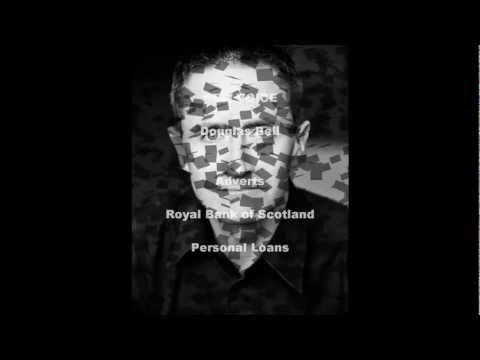 Adverts - The Royal Bank of Scotland - Personal Loans.wmv