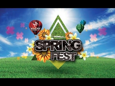 Spring-Fest 2014 - The Preview