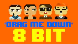 Drag Me Down (8 Bit Remix Cover Version) [Tribute to One Direction] - 8 Bit Universe