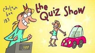 The Quiz Show | Cartoon Box 183 | by FRAME ORDER | Which Door Would You Pick | Hilarious Cartoons