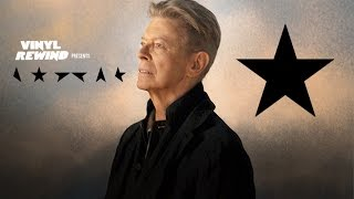 Vinyl Rewind - David Bowie - ★(Blackstar) vinyl album review