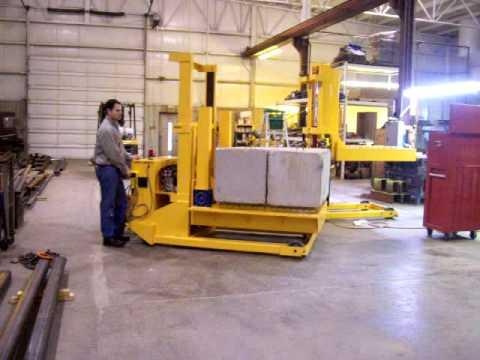 Titan Die Cart 2441: 6000 lb Capacity Single Station