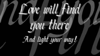 LDS - EFY - Love will find you there lyrics slideshow