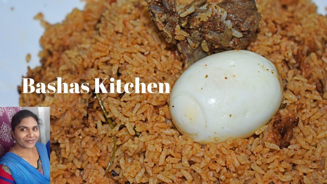 Dindigul Thalappakatti Mutton Biriyani Recipe Tamil/Seeraga Samba Mutton Biryani Thalapakatti Style
