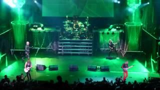 Judas Priest THE GREEN MANALISHI Epitaph Tour Final Show Hammersmith Apollo London 26-5-2012