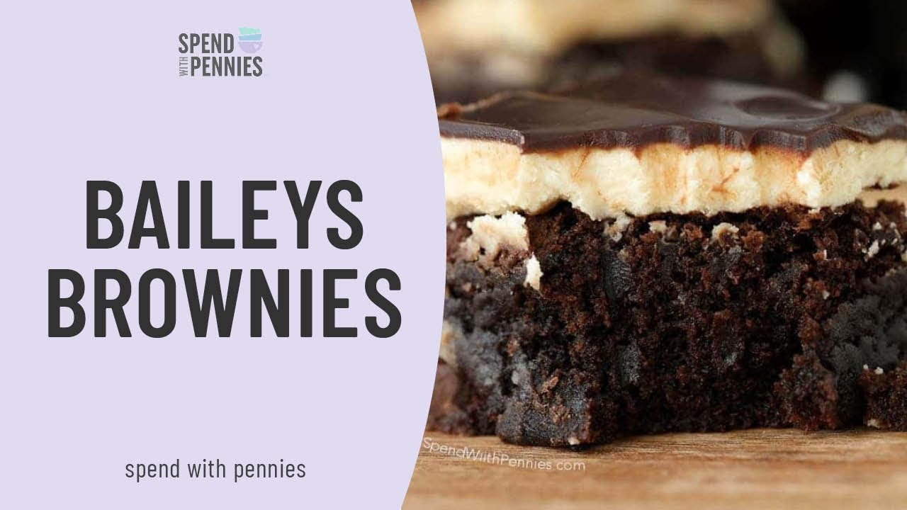 Chefkoch Baileys Baileys Brownies Spend With Pennies