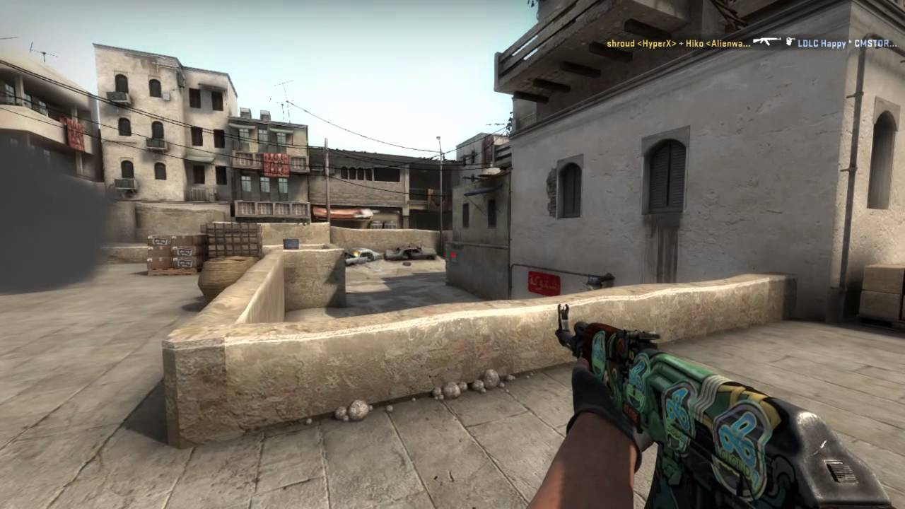 cs go how to get rid of crosshair outline