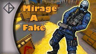 CS:GO - Mirage A (DOUBLE) Fake [Xen's Playbook #11]