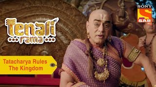 Your Favorite Character | Tatacharya Rules The Kingdom | Tenali Rama