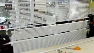 Replacing the cord of a Venetian Blinds