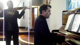 Concert Eventos - From this moment (violino e piano)