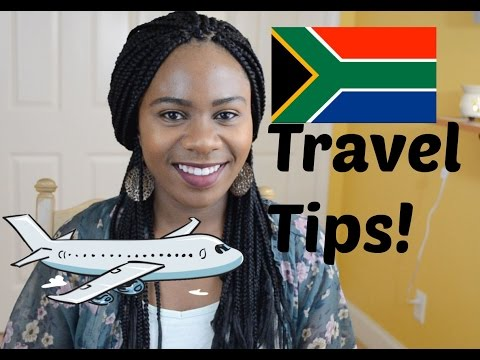 International Travel Tag & Tips + Cape Town Highlights