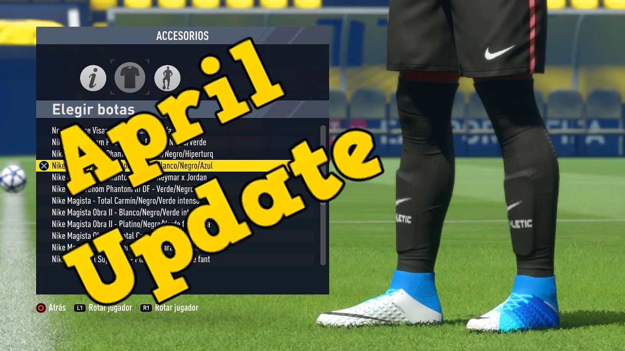 How to install fifa 18 boots patch arena player fifa 09