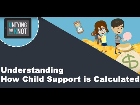 Understanding How Child Support is Calculated.