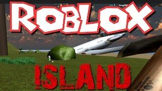 Roblox - Island - Il ya des choses effrayantes dans l'obscurité!