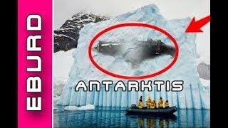 Die Antarktis verbirgt mehr Geheimnisse als du denkst