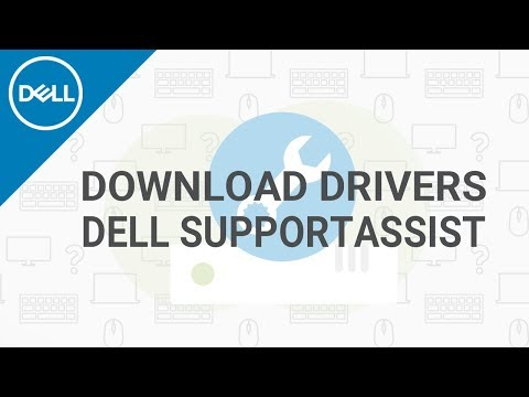 Dell SupportAssist Driver Update (Official Dell Tech Support)
