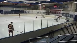 Loyola University Chicago ACHA hockey vs  RMU 10 21 16