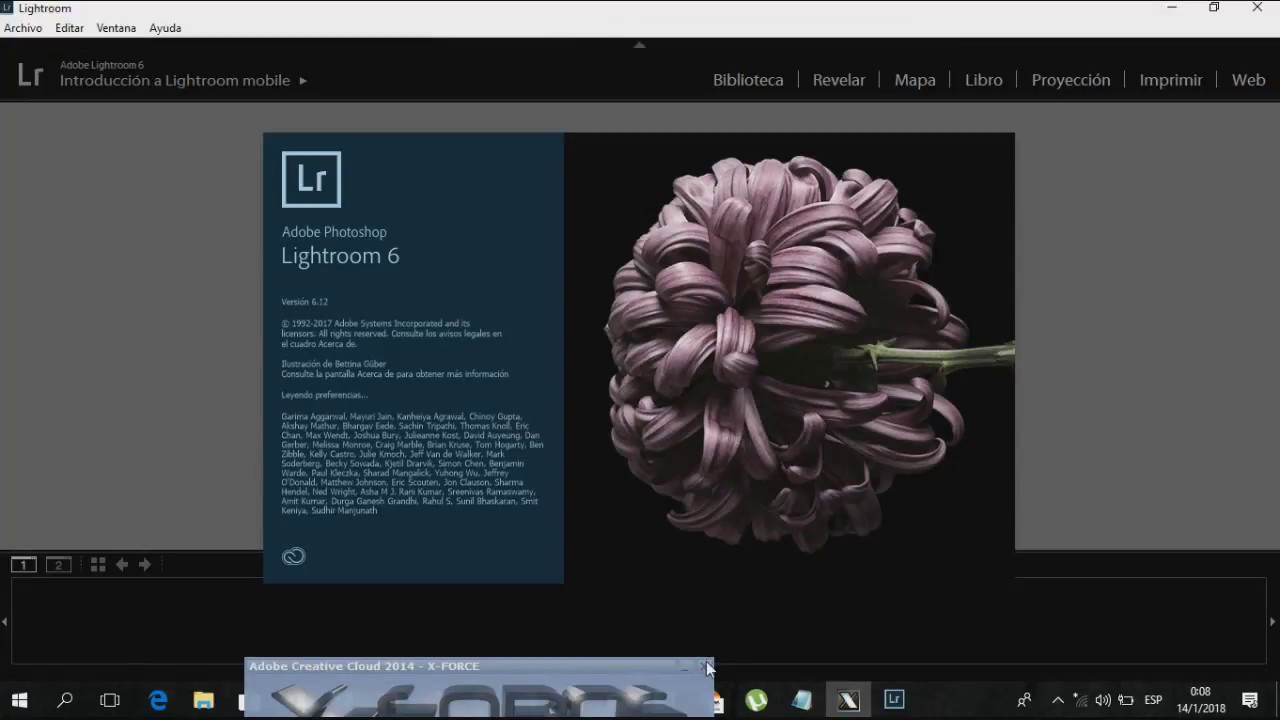 Descarga e Instalacion de Lightroom CC para PC