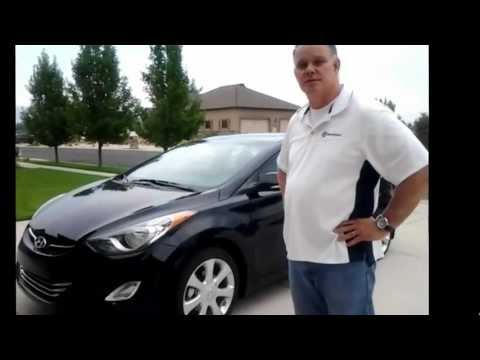 2013 Hyundai Elantra Limited Tech Package Review