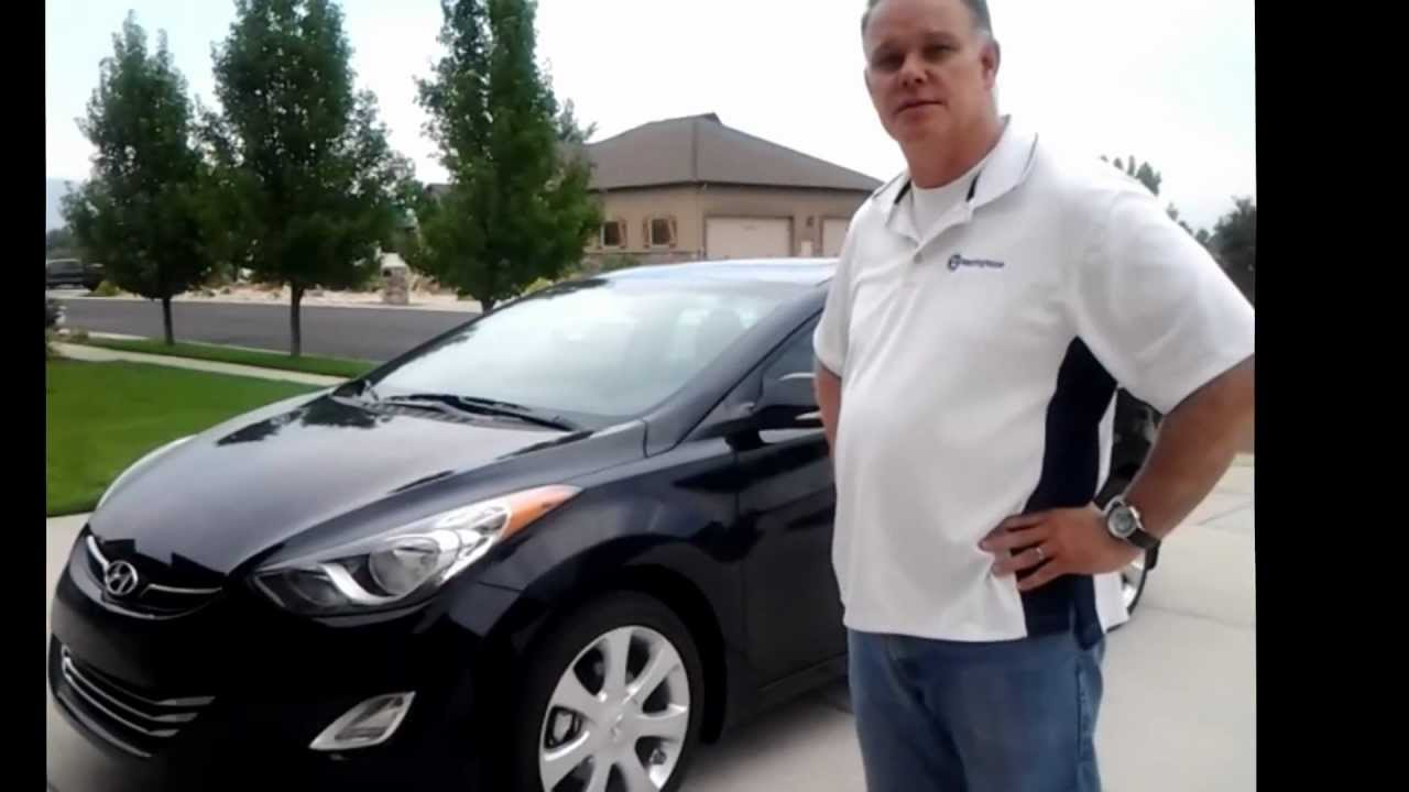 2013 Hyundai Elantra Limited (Tech Package) Review   YouTube
